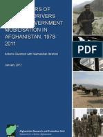 afganistan 1979 2012