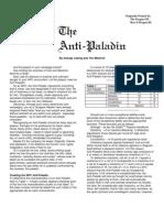 The Anti-Paladin