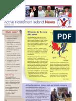 Active Retirement Ireland Newsletter 2008