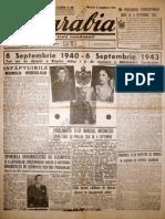 Ziarul Basarabia # 661, Miercuri 8 Septembrie 1943
