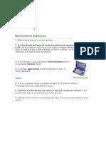 Manual Para Mantenimiento de Piscinas