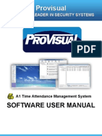 A1 Software Manual