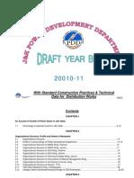 Draft Yearbook 2010-11