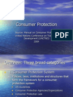 Consumer Protection 3