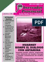 Observador Provincial - Enero 2012