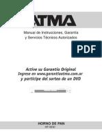 Manual Atma Hp4030