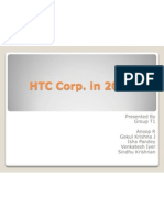 HTC Corp in 2009 - Gokul