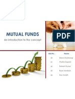 Mutual Funds  presentation