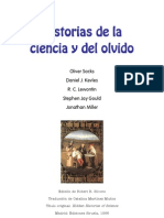 Historias de La Ciencia y Del Olvido