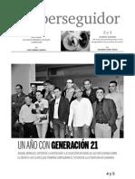 El perseguidor 87 - revista de limba spaniola din Tenerife