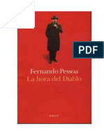 Pessoa, Fernando - La Hora Del Diablo