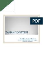 13015939-Zamanyonetimi
