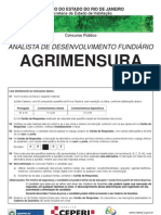 Analista de to Fundiario_Agrimensura