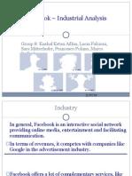 Facebook Industry