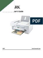 v6592051_en Lexmark X5495 Users Guide