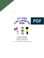 My Own Type1 Diabetes Book