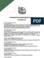 2012Programa Fallas