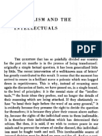 Durkheim, Individualism and the Intellectuals