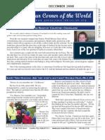 December 08 Newsletter