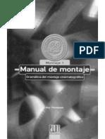 Manual del montaje Cinematografico +Roy+Thompson