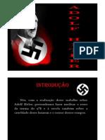 Adolf Hitler-Area de Projecto