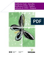 CITES Butterfly Guide