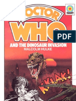Doctor Who - Doctor Who and the Dinosaur Invasion