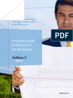 Employer Guide to Wellness in the Workplace