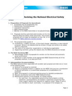 Procedures for Revising NESC