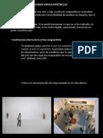 Arte y Vida Vanguardia