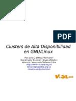 Linux Clusters Ha 0 1