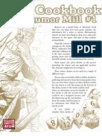 GM's Cookbook - The Rumor Mill #01