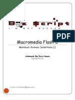 Membuat Animasi Dengan Macro Media Flash 8
