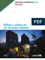 Informe Estado Mundial de la Infancia (Resumen ejecutivo)