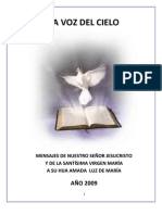 Mensajes de Luz de Maria Completo Para Publicar