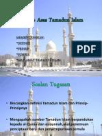 2) Konsep Asas Tamadun Islam