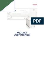 MD 253 Full Manual