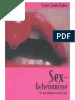 Bakos, Susan Crain - Sex-Geheimnisse