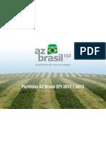 Portfolio Eletronico Az Brasil Epi 2011-2012