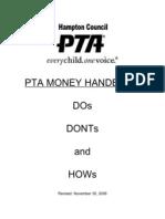 Hpt Council PTA Money Handbook 121208