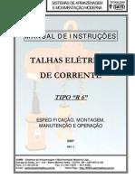 Manual Instruções - R 6 - Rev. 2