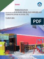 Petunjuk Teknis Bantuan Pembangunan Rkb Dan Meubelair Tk