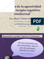 Abordaje de La Agresividad Desde La Terapia Cognitivo-conductual