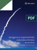 Dangerous Exponentials - Tullett Prebon