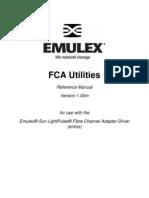 Emulex Manual