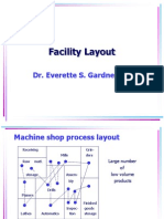 3 Facility Layout
