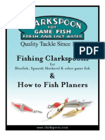 Fishing Clark Spoons