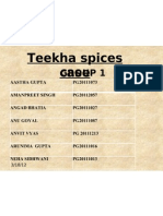 Teekha Spices