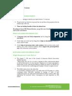 Fact Sheet on Zazen FIR