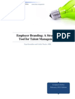 S_Employer Branding a Strategic Tool for Talent Management